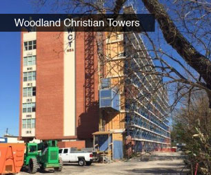 Woodland Christian Towers